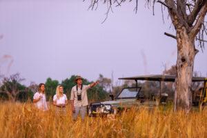 Mboma Island Camp Activities