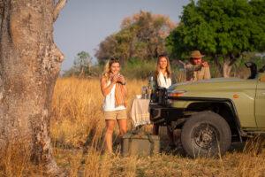 Mboma Island Camp Safari Activities