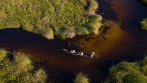 Mokoro Botswana Safari