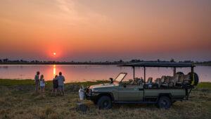 Okavango Sunset Safari Mboma Island